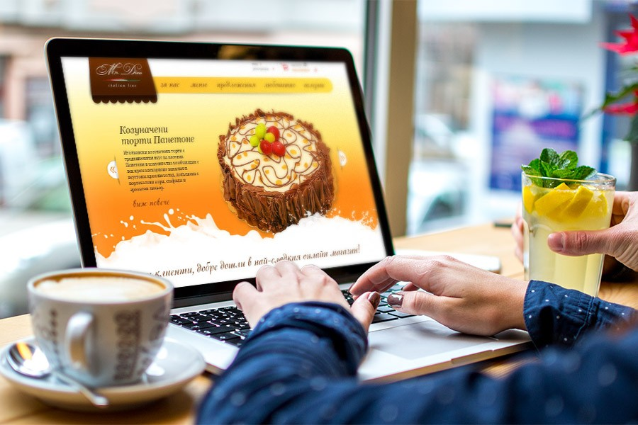 Онлайн магазин за торти Мистър Дино