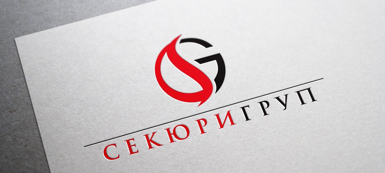Лого дизайн на Секюри груп