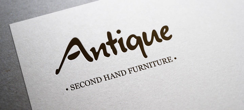 Лого дизайн на Антик