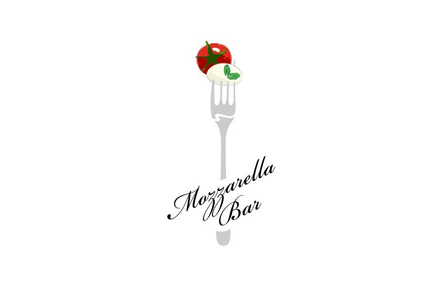 Лого дизайн на Моцарела бар
