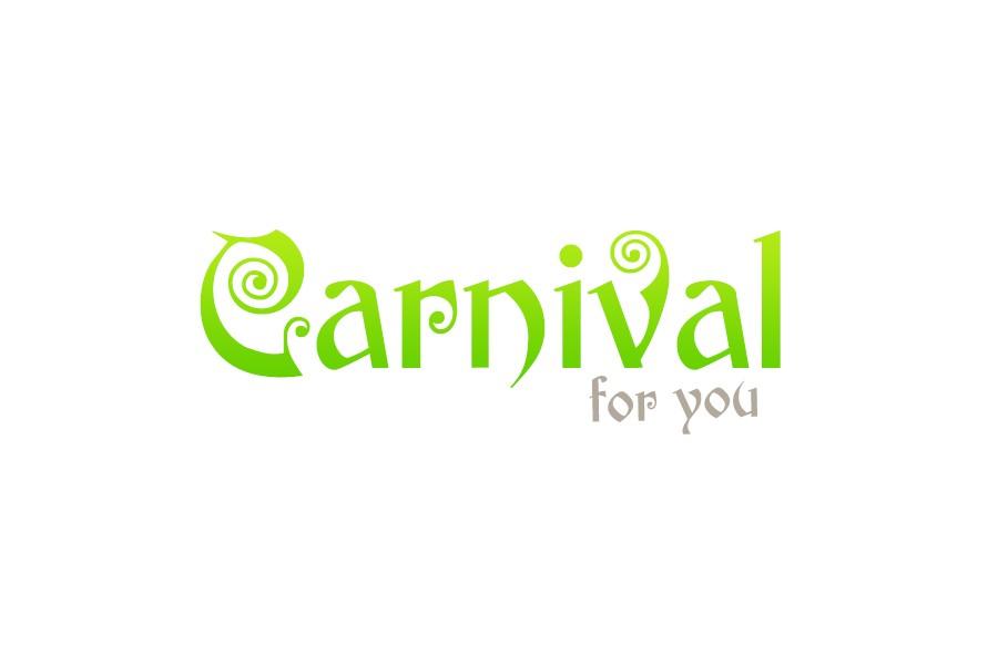 Лого дизайн на Карнавал за теб