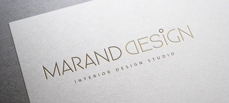 Лого дизайн на Маранд дизайн
