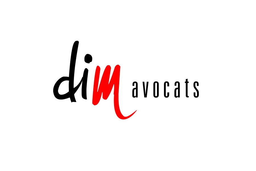 Лого дизайн на Дим авокатс