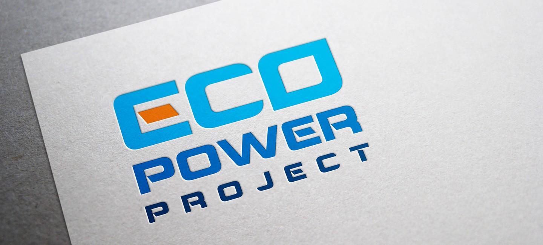 Лого дизайн за фирма Еко Пауър Проджект