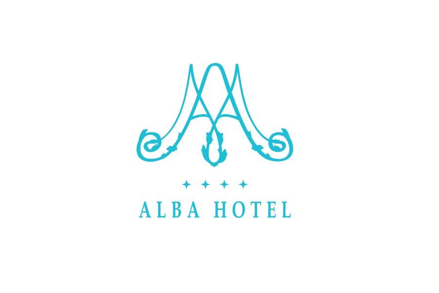 Лого дизайн на хотел Алба
