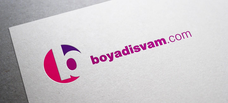 Лого дизайн на boyadisvam.com