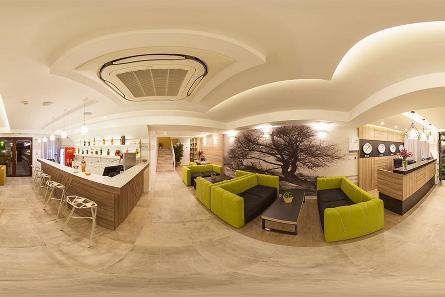 Виртуален тур на хотел Комплимент