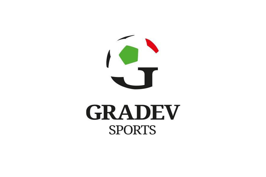 Лого дизайн на Градев спорт