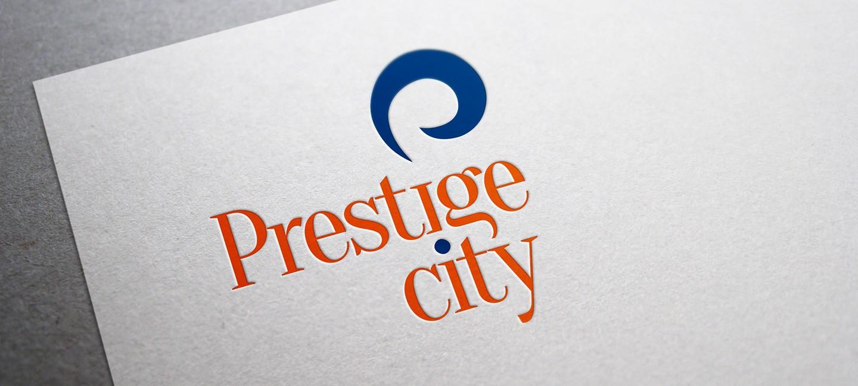 Лого дизайн на хотел Престиж сити