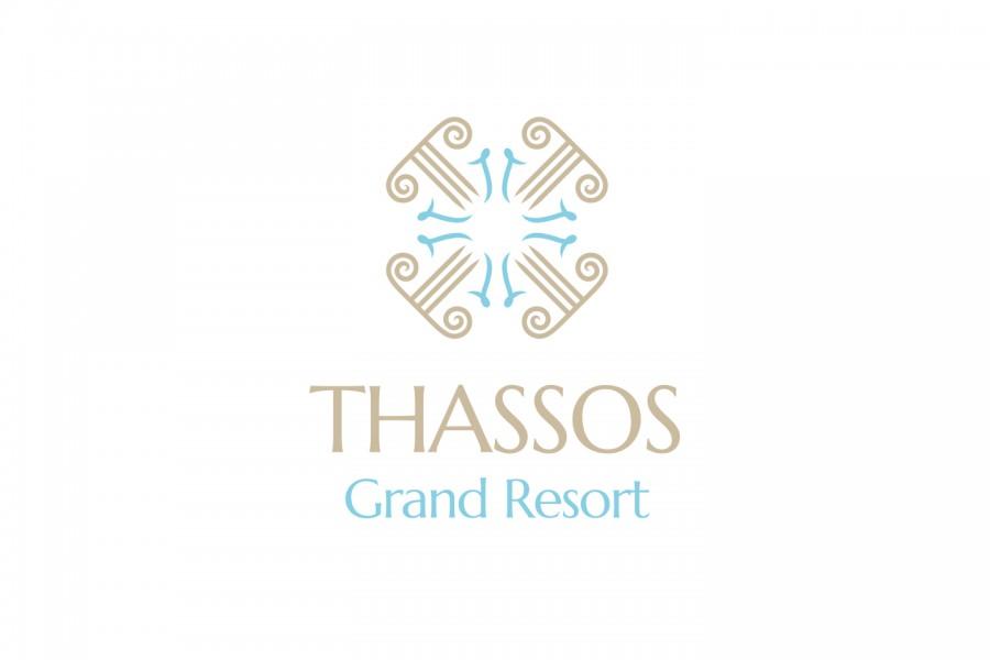 Лого дизайн на Тасос Гранд Ресорт