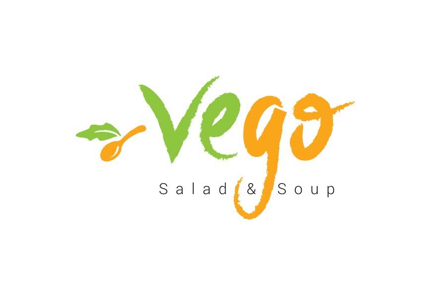 Лого дизайн на ресторант Вего