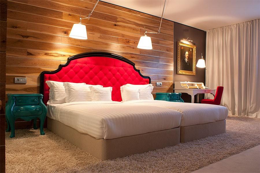 Интериорна фотография на хотел Графит Галерия