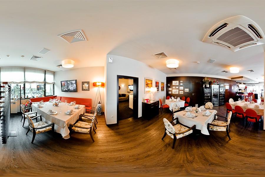 Виртуални разходки на ресторанти Проя