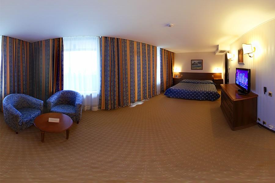 Виртуална разходка в Гранд Хотел Варна
