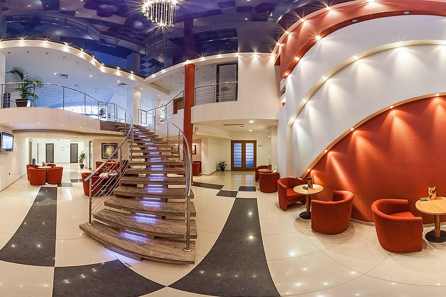 Виртуален тур на хотел Триада