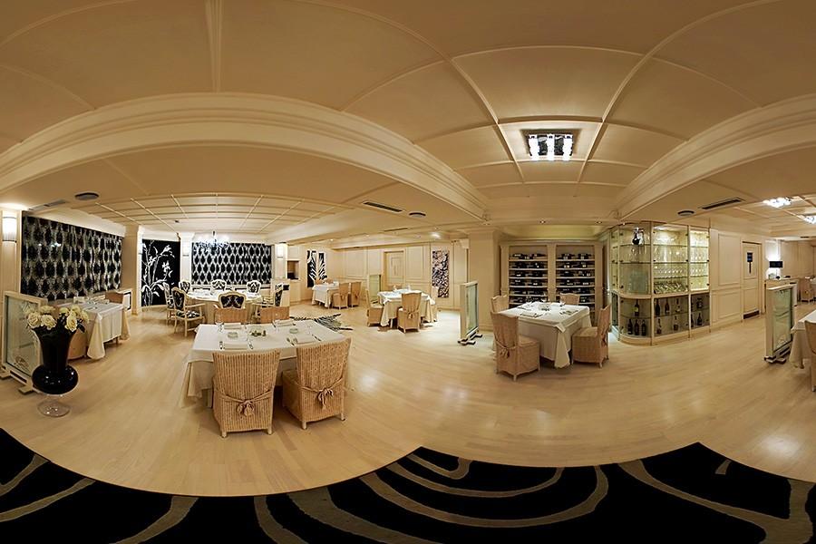 360-градусова панорама на ресторант Талисман