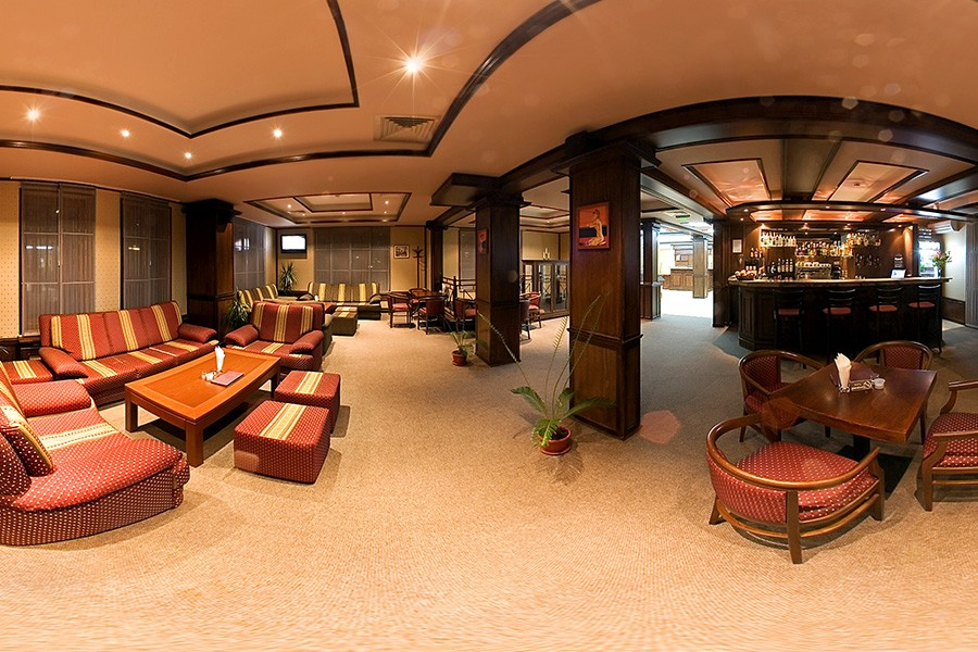 Виртуален тур на хотел Шато Монтан