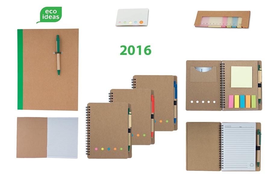 Календар бележници 2016