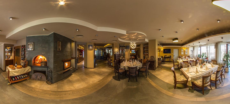 Виртуален тур на ресторант Проя Драгалевци