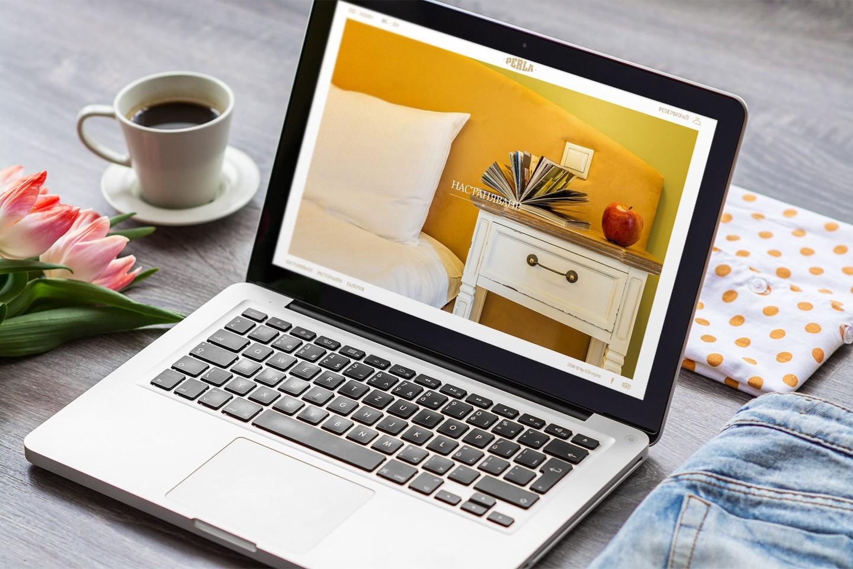 Елегантност със собствен стил^Нов уеб сайт за хотел Перла