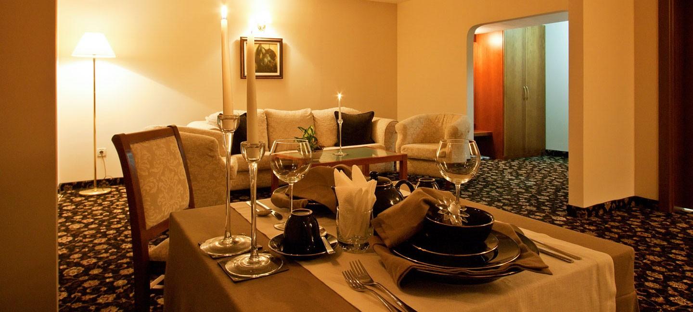 Интериорна фотография на хотел Санкт Петербург