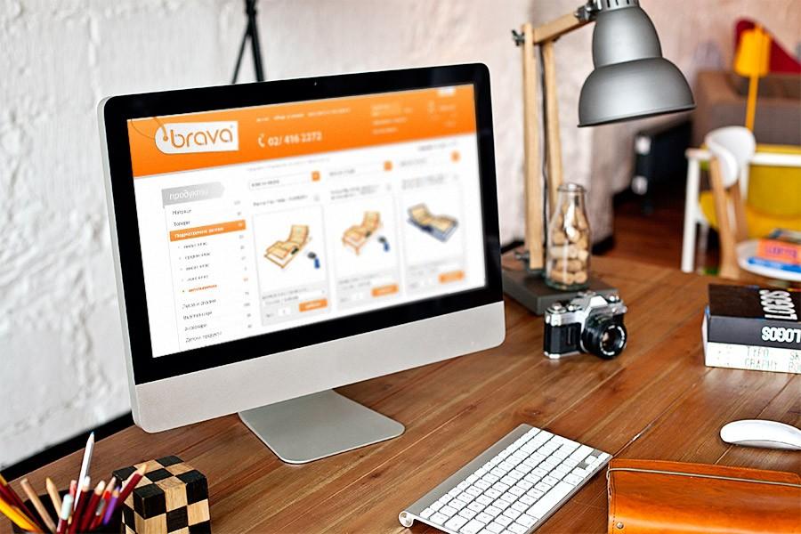 Онлайн магазин за матраци Брава