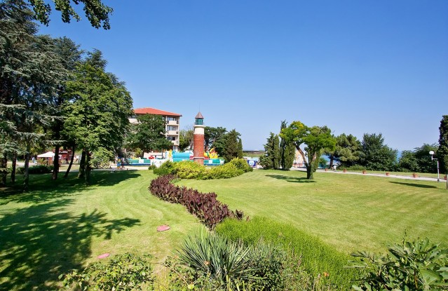 Екстериорна фотография - комплекс Гранд Хотел Варна