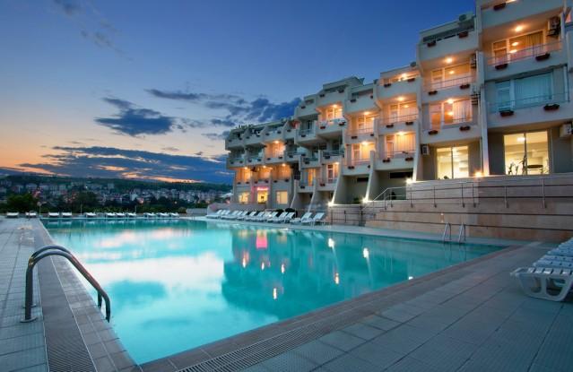 Интериорна фотография на хотел Панорама