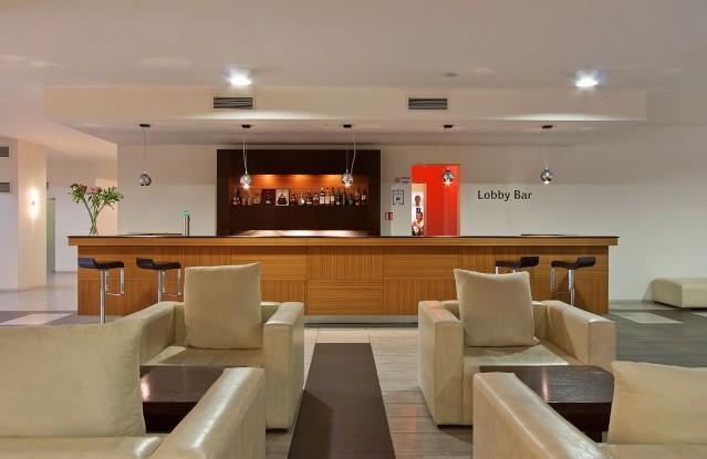 Интериорна фотография на Гранд Хотел Варна