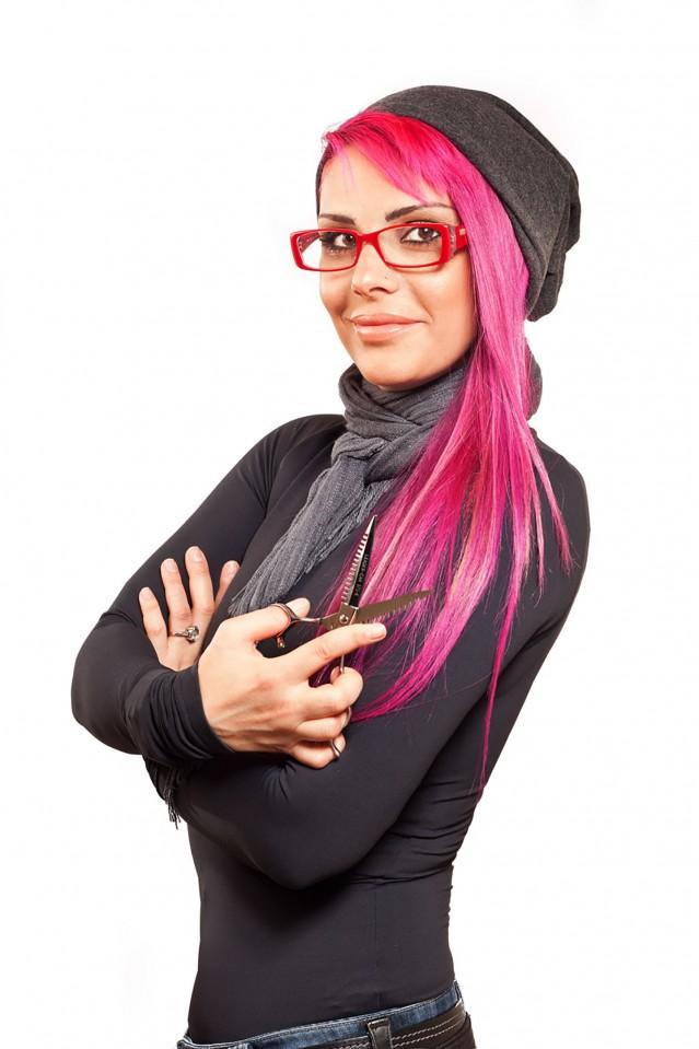 Рекламна фотография на Мария Георгиева
