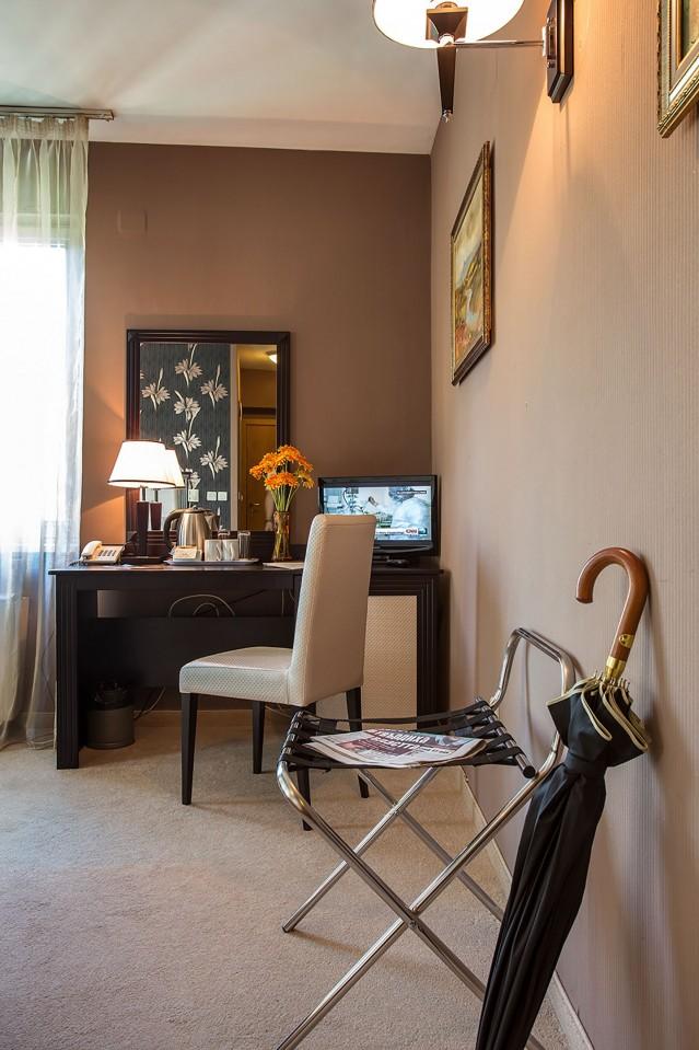 Интериорна фотография на хотел Бест Уестърн Лозенец