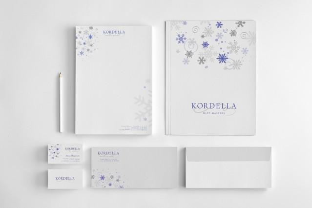 Зимна корпоративна идентичност на Кордела