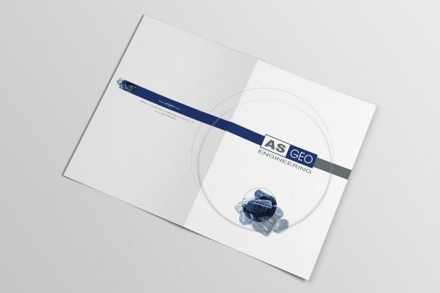 Корпоративна идентичност на АС Геоинженеринг