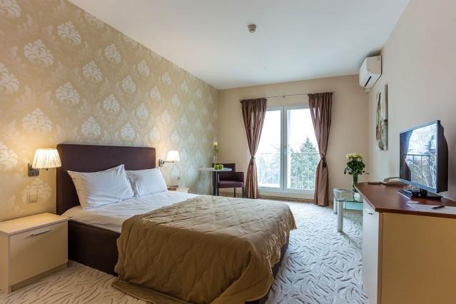 Интериорна фотография на хотел Перла