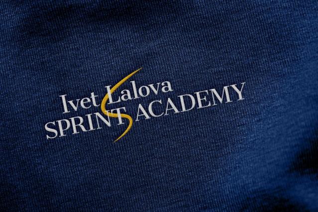 Лого дизайн на Ивет Лалова Спринт Академия