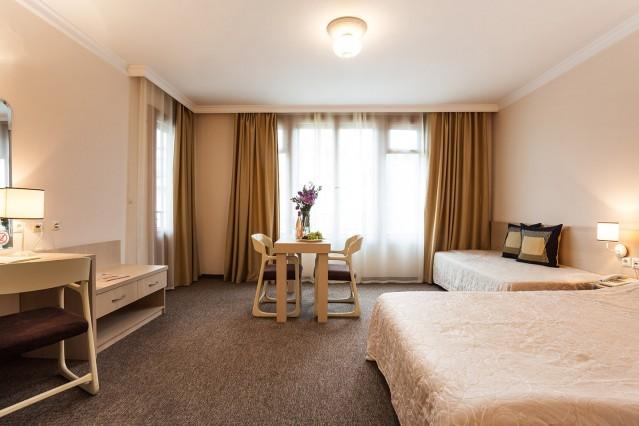 Интериорна фотография на хотел Женева